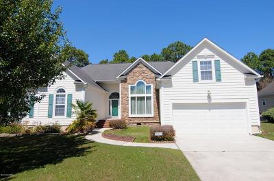 Wilmington Single Family Home For Sale: 5017 Out Island Drive