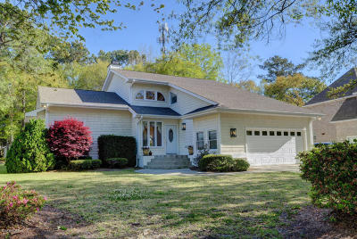Wilmington Single Family Home For Sale: 7627 Lost Tree Road