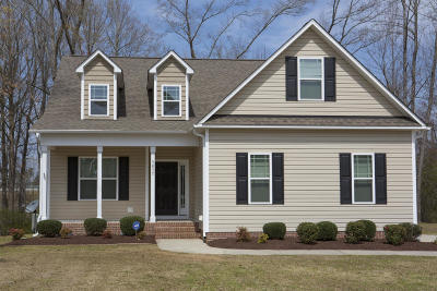 Greenville Single Family Home For Sale: 3037 Twin Creeks Road