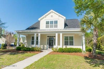 Wilmington NC Single Family Home For Sale: $310,000