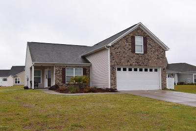 Southport Single Family Home For Sale: 5269 Windward Way