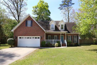 Greenville Rental For Rent: 3404 E Baywood Lane