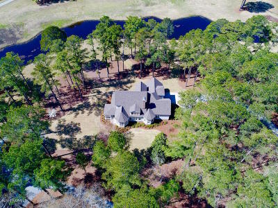 Pitt County Single Family Home Active Contingent: 1492 Sheppard Mill Rd