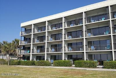 Wrightsville Beach Condo/Townhouse For Sale: 711 S Lumina Avenue S #103