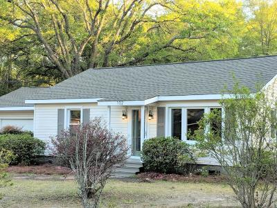 Wilmington NC Single Family Home For Sale: $189,500