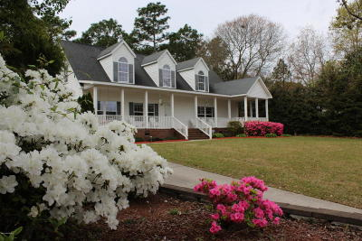 Wilmington NC Single Family Home For Sale: $259,900