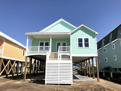Oak Island Single Family Home For Sale: 2720 W Beach Drive