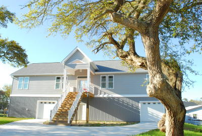 Morehead City Single Family Home For Sale: 4706 Park Drive