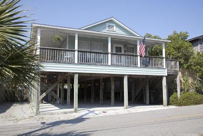 Wrightsville Beach Single Family Home For Sale: 5 Birmingham Street