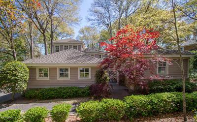 Wilmington Single Family Home For Sale: 1241 Arboretum Drive