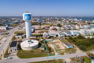Atlantic Beach Residential Lots & Land For Sale: 107 E Terminal Boulevard
