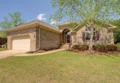 Wilmington Single Family Home For Sale: 4321 Jonathan Court