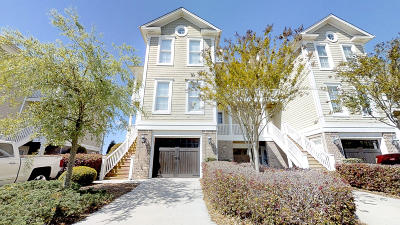 Shallotte Condo/Townhouse For Sale: 493 River Bluff Drive #1