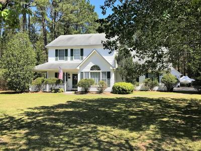 Havelock Single Family Home For Sale: 212 Seven Seas Drive