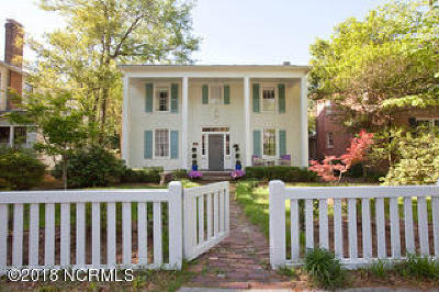 Wilmington Single Family Home For Sale: 1810 Grace Street