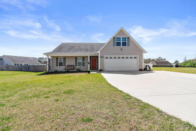 Beulaville Single Family Home For Sale: 103 Serena Mariah Court