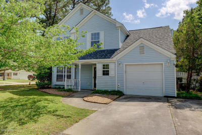Wilmington Single Family Home For Sale: 5404 Ivocet Drive