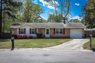 Jacksonville Single Family Home For Sale: 210 Chatham Court