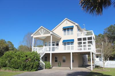 Beaufort Single Family Home For Sale: 314 Island Drive