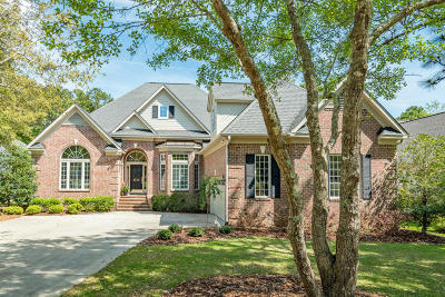 Southport Single Family Home For Sale: 3574 Ruddy Duck Wynd SE