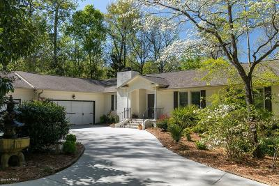 Oriental Single Family Home Active Contingent: 1411 Tosto Circle