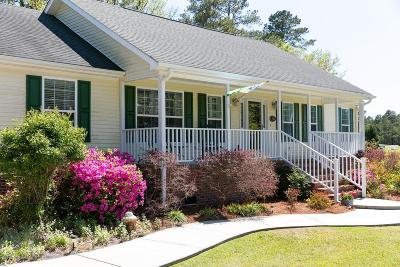 Oriental Single Family Home For Sale: 6114 Ensign Road