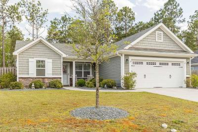 Sneads Ferry Single Family Home Active Contingent: 405 Blue Pennant Court