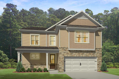 Hampstead Single Family Home For Sale: Lot 14 Capital Drive #Lot 14