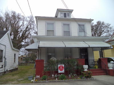 Wilmington Single Family Home For Sale: 714 Church Street