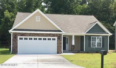 Greenville Single Family Home For Sale: 624 Arbor Drive