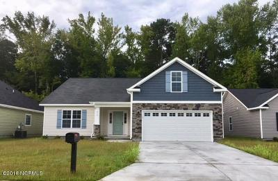 Greenville NC Single Family Home For Sale: $196,400