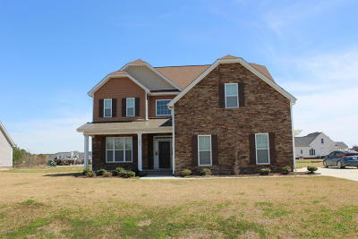 Greenville NC Single Family Home For Sale: $335,000