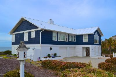 Salter Path Single Family Home For Sale: 173 Hoffman Beach Road