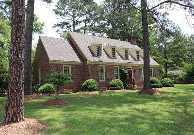 Edgecombe County Single Family Home For Sale: 1607 Captains Road