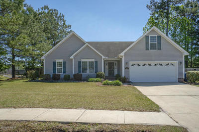 Havelock Single Family Home For Sale: 103 Magnolia Mill Place