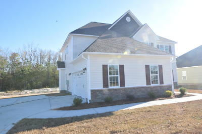 Single Family Home For Sale: 158 Finch Lane