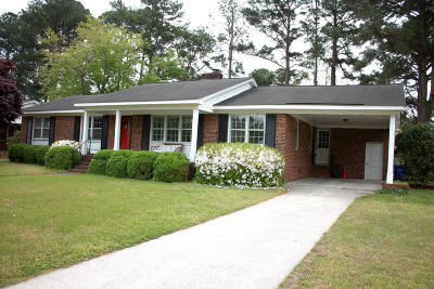 Greenville Single Family Home For Sale: 109 Camellia Lane