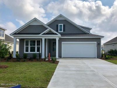 Wilmington Single Family Home For Sale: 7929 Huron Drive #Lot 264