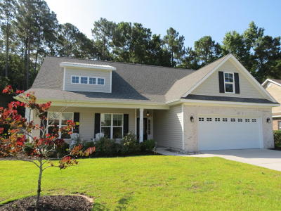 Wilmington Single Family Home For Sale: 8206 Porters Crossing Way