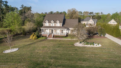 Nash County Single Family Home For Sale: 1011 Duck Pond Road