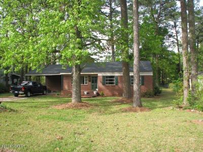 Single Family Home For Sale: 3503 Taylor Street