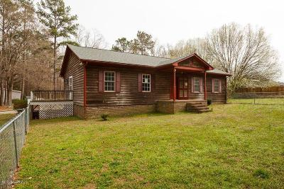 Nash County Single Family Home For Sale: 5668 Willard Lane