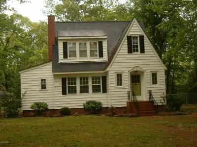 Single Family Home For Sale: 680 Plantation Road