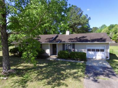 Branchwood Single Family Home For Sale: 1307 Kevin Court