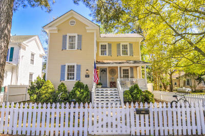 Single Family Home For Sale: 330 Edward Street