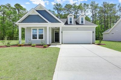 Calabash Single Family Home For Sale: 2090 Lindrick Court