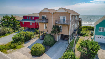 Surf City Condo/Townhouse For Sale: 1518 S Shore Drive #B