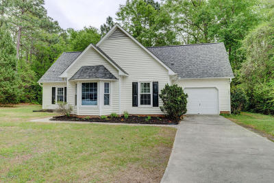 Wilmington NC Single Family Home For Sale: $247,500