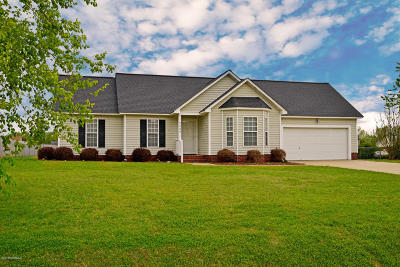 Greenville NC Single Family Home For Sale: $149,900
