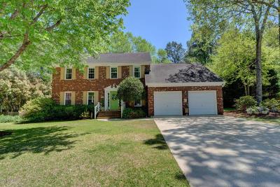Jacksonville Single Family Home For Sale: 908 Welsh Lane